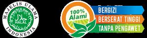 Nasi Sehat Kongbap Bersertifikat Halal