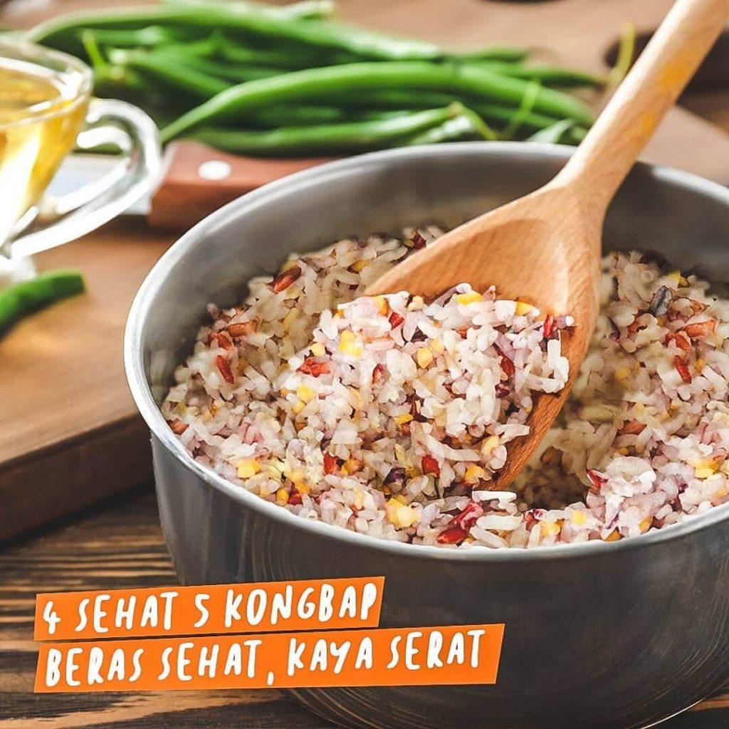5 Tips Mengolah Nasi Sehat