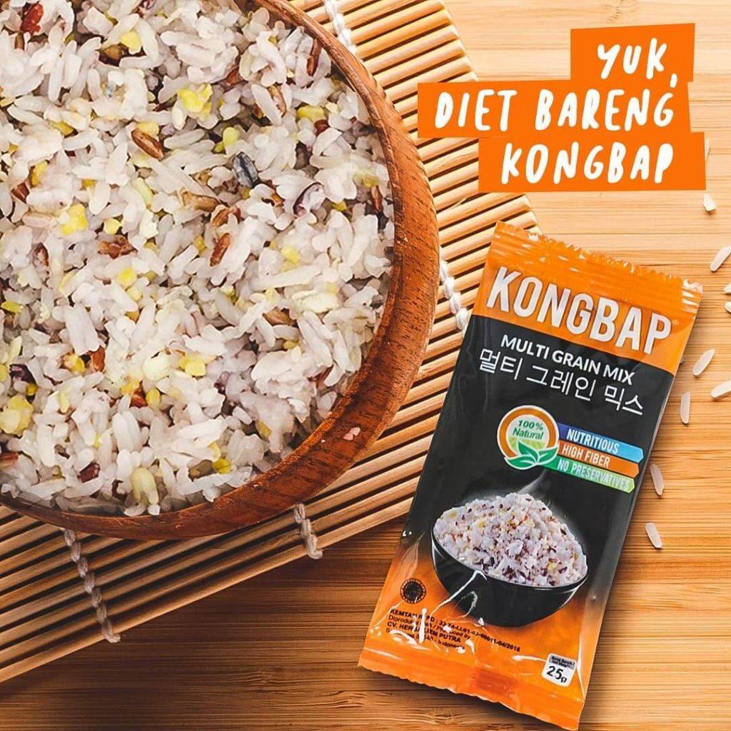 Diet Nasi Kongbap